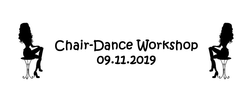 Chair-Dance Workshop am 9. November 2019
