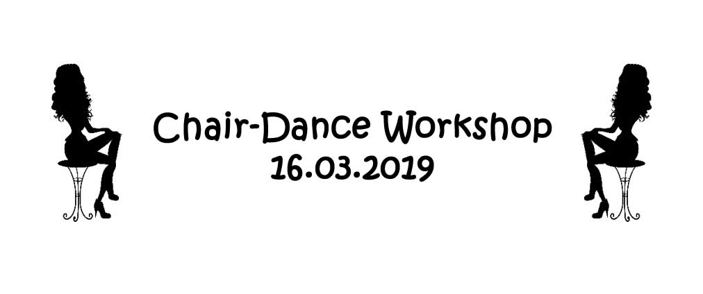 Chair-Dance Workshop am 16. März 2019